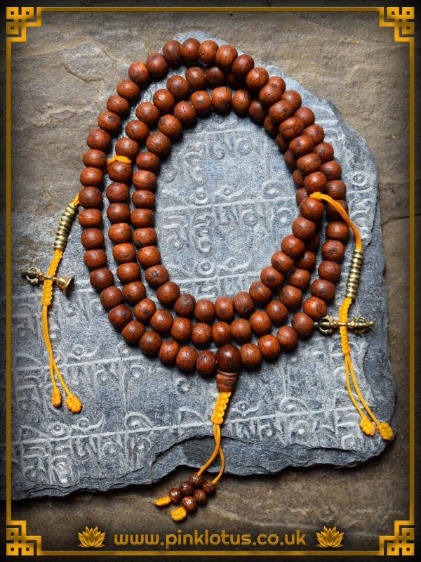Bodhi Seed Tibetan Buddhist Prayer Mala