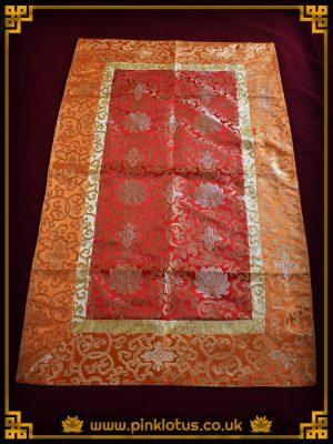 Tibetan Buddhist Silk Brocade Altar Table cloth