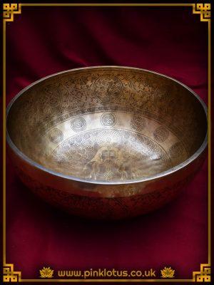 Himalayan Singing Bowl Root Chakra
