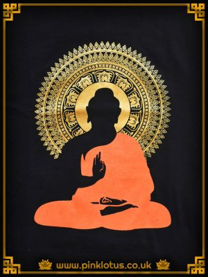 Shakyamuni Buddha Tibetan Buddhist T-shirt