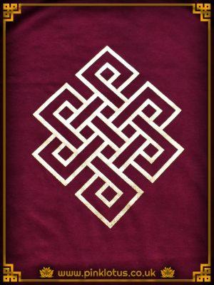 Endless Knot Tibetan Buddhist T-shirt